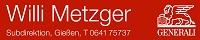 Metzger Willi